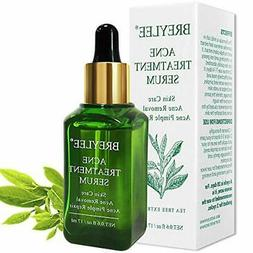 Acne Treatment Serum BREYLEE Tea Tree Clear Skin Serum Clear