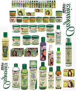 AFRICA'S BEST OLIVE OIL HAIR CARE PRODUCTS BY ORGANIC'S-FREE
