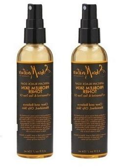 Shea Moisture African Black Soap Problem Skin Toner 4.2 oz