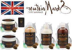 Shea Moisture African Black Soap Shampoo, Conditioner, Masqu