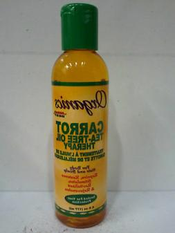 Africas Best Orig Carrot Tea Tree Oil 6 Ounce