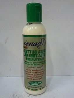 Africas Best Org Shea Butter & Tea Tree Oil Moisturizer 6oz