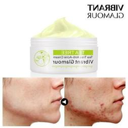 Tea Tree Anti Acne Cream Oil Control Moisturizing