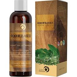 Anti-Dandruff Thickening Shampoo with Cedarwood Essential Oi