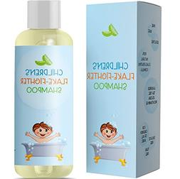 Best Anti Dandruff Shampoo For Kids - All-Natural Gentle Tea