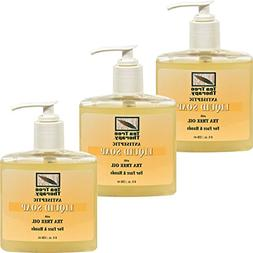 Tea Tree Therapy Tea Tree Antibacterial Liquid Soap 8 oz