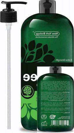 Antifungal Tea Tree Oil Body Wash 16 OZ 100% Pure & Natural