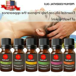aromatherapy essential oils for diffuser 100 percent