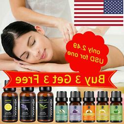 Aromatherapy Essential Oils Natural Pure Organic Fragrances