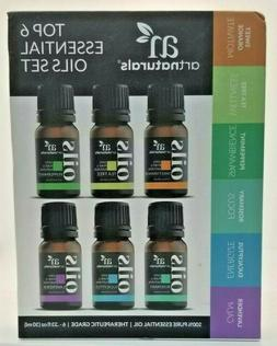 Art Naturals Aromatherapy Top 6 Essential Oil 10ml sweet ora