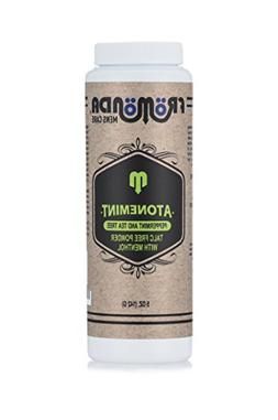 Fromonda Atone Mint Talc Free Body Powder With Cooling Menth