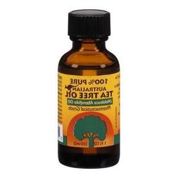 Humco 100% Pure Australian Tea Tree Oil, 1 fl oz - Buy Packs