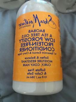 Shea Moisture Baobab Tea Tree Oil Low Porosity Protein-Free
