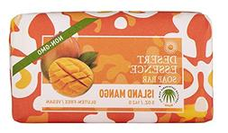 Desert Essence Soap Bar Island Mango - 5 oz