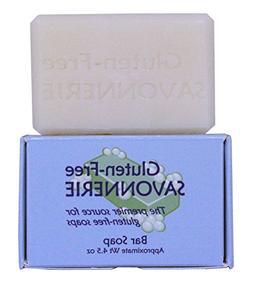 Gluten-Free Savonnerie Premium Bar Soap 4.5 oz