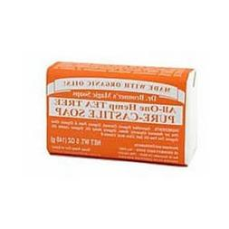 Bar Soap Organic Tea Tree 5 ounces