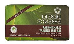 Desert Essence TTree Therapy Bar Soap  5 Oz