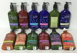 bath and body works aromatherapy body lotion