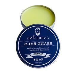 Beard Balm for Men, Carreking Premium Beard Butter, Beard Wa