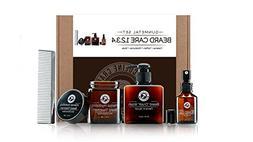 Masculine Craft Men's Beard Grooming Kit | Beard Maintenan