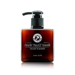 Masculine Craft Beard Crush Wash - 8 Oz Beard Grooming Wash