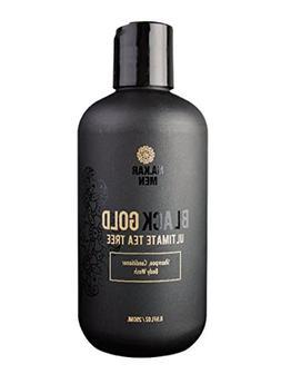 Na.Kar Men BLACK GOLD ULTIMATE TEA TREE Shampoo, Conditioner