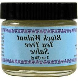 black walnut tea tree salve 2 oz