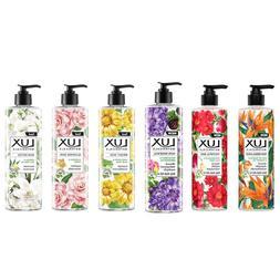 Lux botanicals body wash shower tea tree oil aloe vera geran