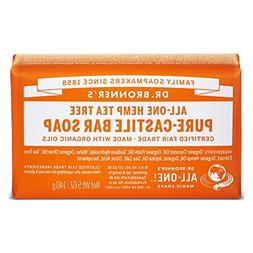 Dr. Bronner 's Magic Soaps All-One Hemp Pure-Castile Soap Te