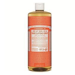 Dr Bronner Organic Tea Tree Castile Liquid Soap 946ml