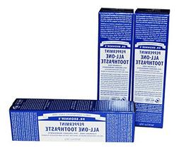 Dr. Bronner Peppermint Toothpaste 5-Ounces