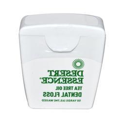 Bulk Saver Pack 36x50 YD : Desert Essence Dental Floss Tea T
