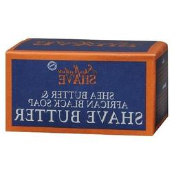 Shea Butter & African Black Shave Cream - 6 Oz, Pack of 6