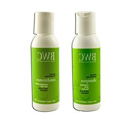 BWC Trial and travel Minis Rosemary and Tea Tree and Mint Sh
