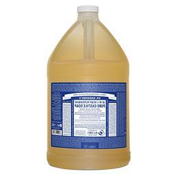 Dr. Bronner's Pure-Castile Liquid Soap - Peppermint, 1 Gallo