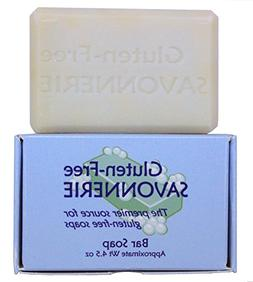 Gluten-Free Savonnerie Castille Bar Soap 4.5 oz