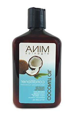 Coconut Oil Moisturizing Conditioner 12 ounce  by Mina Organ