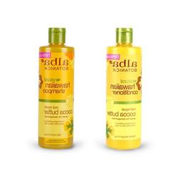 Alba Botanica Shampoo 12 oz and Conditioner 12 oz