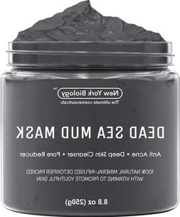 New York Biology Dead Sea Mud Mask for Face and Body - All N