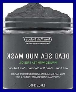 dead sea mud mask infused w tea