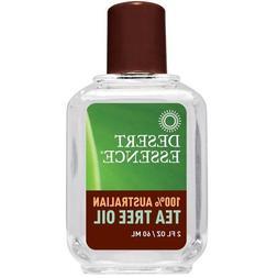 New 2007 products Desert Essence Tea Tree Oil, 100% Pure Aus