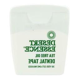 Desert Essence - Tea Tree Oil Dental Tape - 30 Yds - Case Of