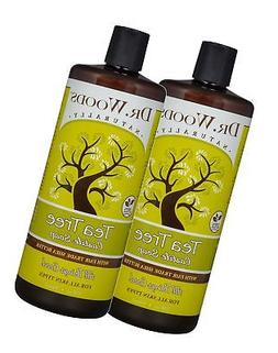 Dr. Woods Pure Tea Tree Liquid Castile Soap with Organic She