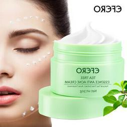 EFERO Tea Tree Anti-Acne Face Cream Acne Scar Cream Shrink P