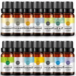 Essential Oil 100% Pure & Natural Aromatherapy Therapeutic G