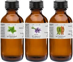 essential oil 4 fl oz in amber