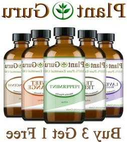 Essential Oils 4 oz 100% Pure Natural Therapeutic Grade Oil