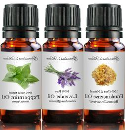 Essential Oils 10 mL - 100% Pure and Natural - Free Shipping