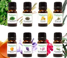 Essential Oils 10 ml  -  Pure & Natural - 60+ Choices - Gree