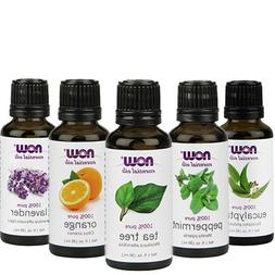 Now Foods Essential Oils Variety Pack